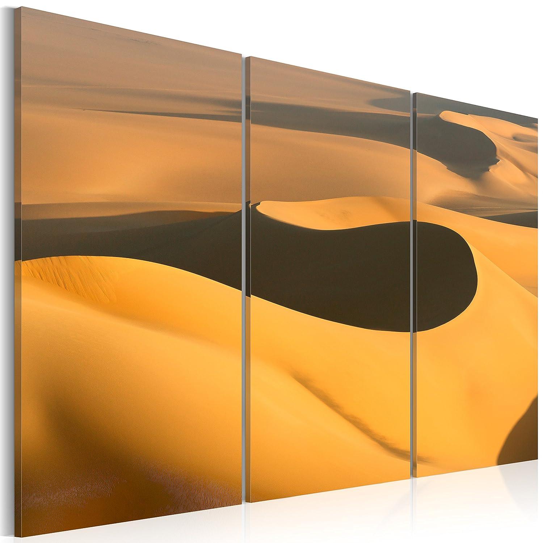 Murando Akustikbild Natur 90x60 cm Bilder Hochleistungsschallabsorber Schallschutz Vlies Leinwand Akustikdämmung Akustikdämmung Leinwand 3 TLG Wandbild Raumakustik Schalldämmung 030212-16 6c7c1d