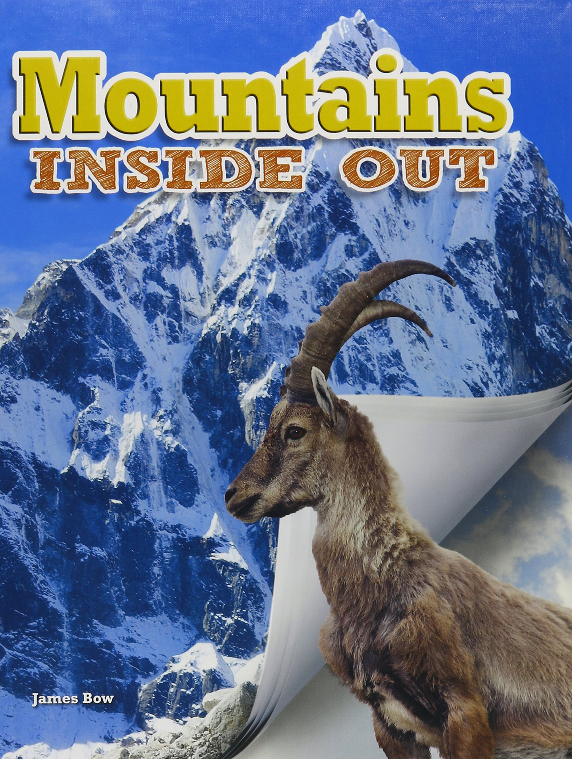 Download Mountains Inside Out (Ecosystems Inside Out) PDF
