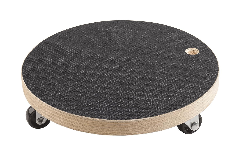 Transport Roller Ø 200 mm, 100 kg, Coated Plywood, PP Meister 822030