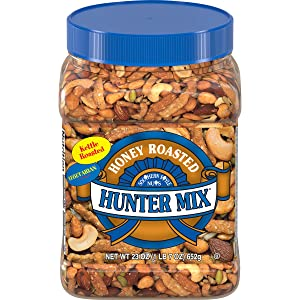SOUTHERN STYLE NUTS Honey Roasted Hunter Mix, 23 oz