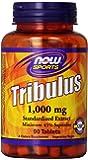 NOW Sports Tribulus 1,000 mg,90 Tablets