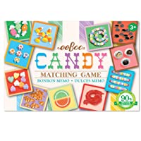 eeBoo Candy Little Memory Matching Game for Kids