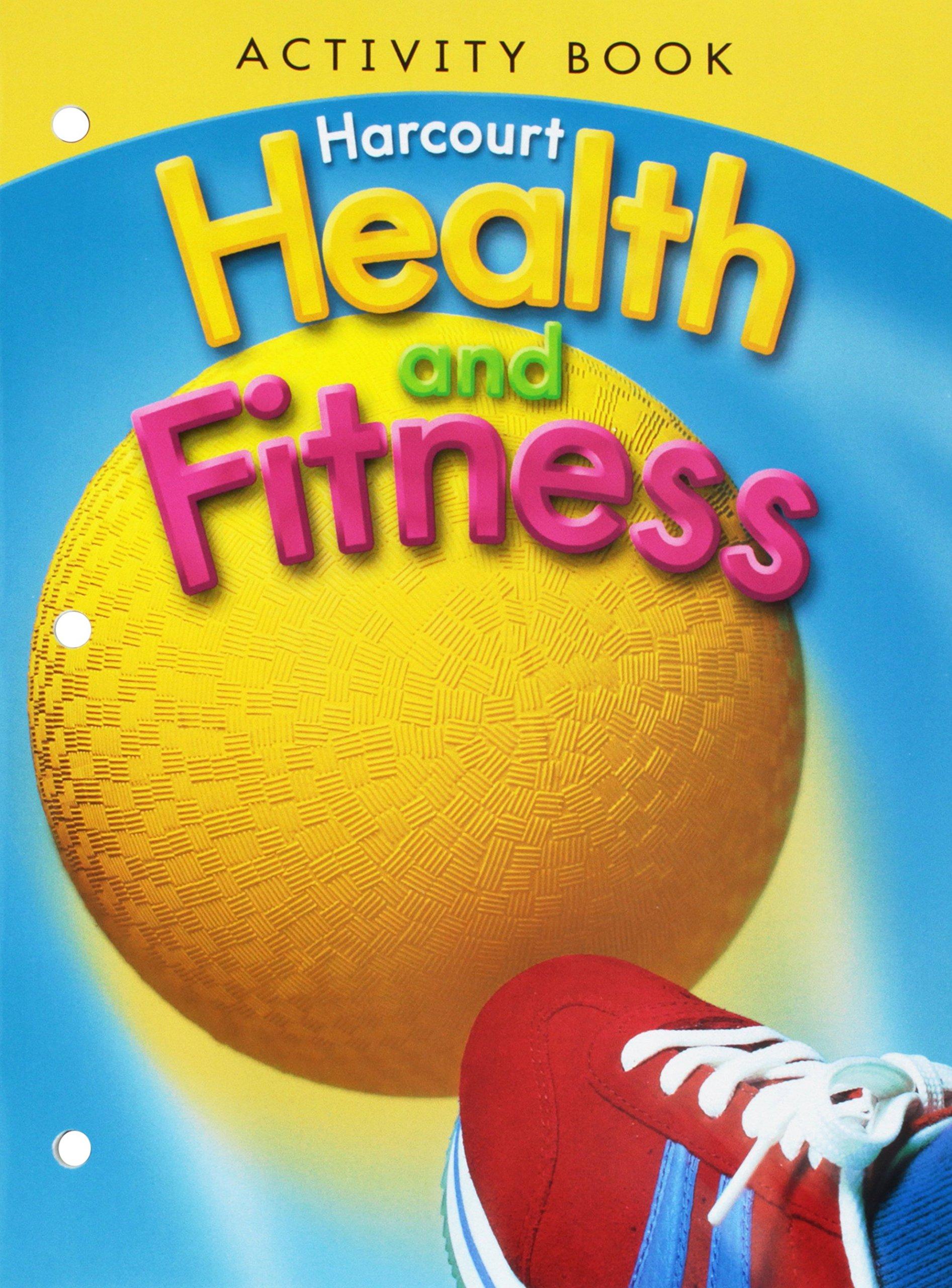 Download Harcourt Health & Fitness: Activity Book Grade 3 pdf epub