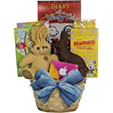 Amazon easter diva easter gift basket for tween girls ages 10 cool guy easter gift basket for tween boys ages 10 to 13 years old negle Choice Image