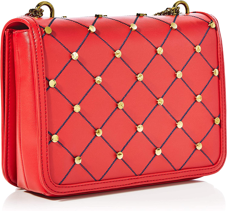 Love Moschino Jc4094pp1a - Bolsos bandolera Mujer Rojo (Rosso) 7uTcdZu3