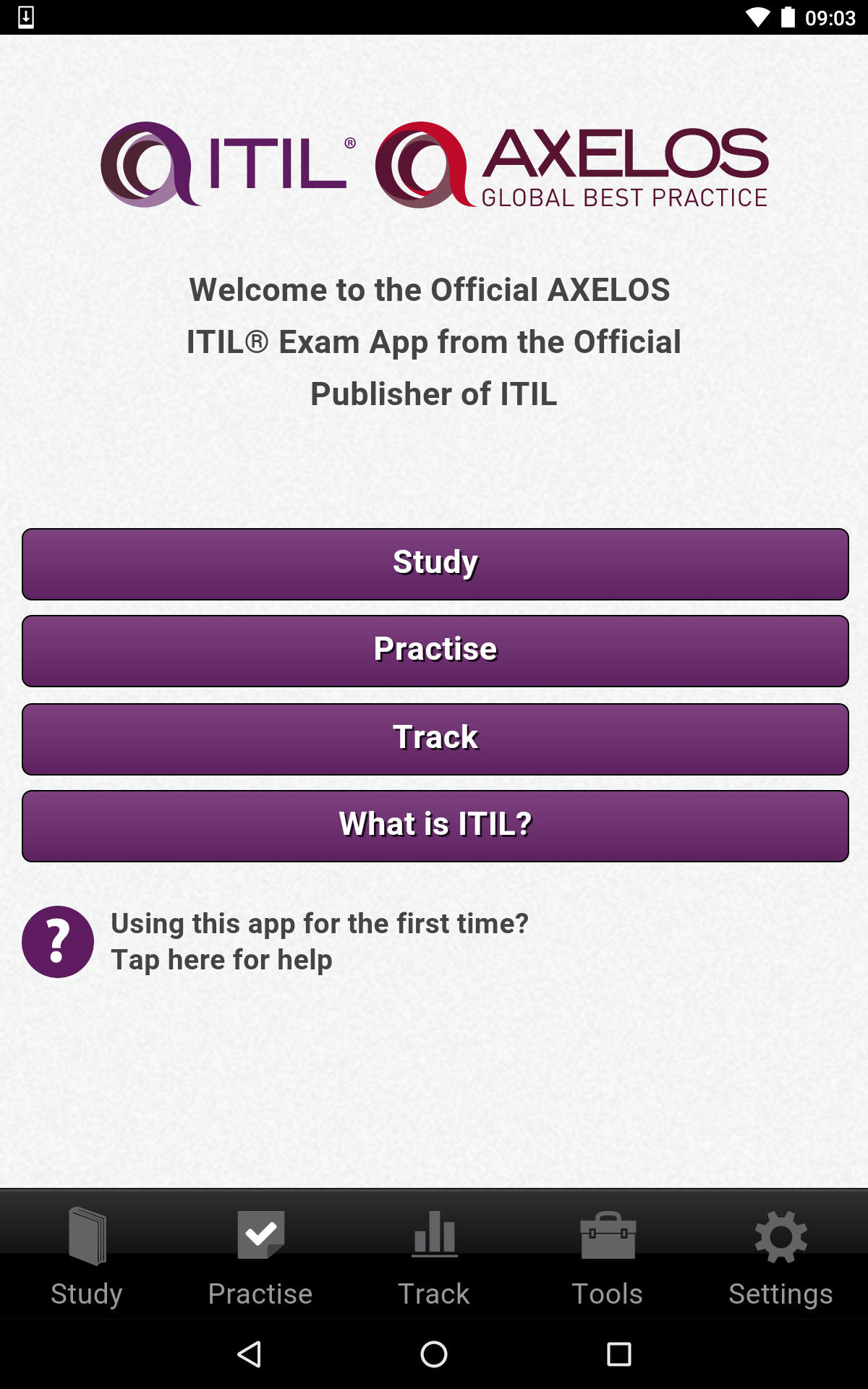 Amazon Official Itil Exam App Appstore For Android