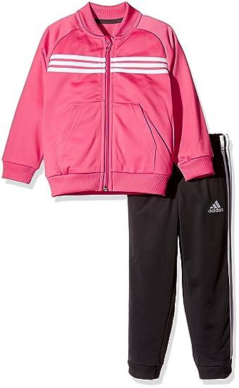 cheaper shades of more photos adidas Kinder Shiny Trainingsanzug