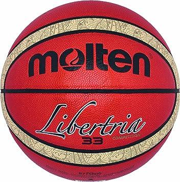 MOLTEN B7T5000 - Pelota de Baloncesto (Outdoor, Cuero), Color ...