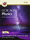 New Grade 9-1 GCSE Physics for AQA: Student Book with Online Edition (CGP GCSE Physics 9-1 Revision)