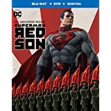 Superman: Red Son (Blu-ray + DVD + Digital Combo Pack)