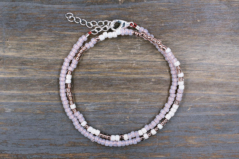 You Walk Beside me every day Morse Code Bracelet Memorial Jewelry