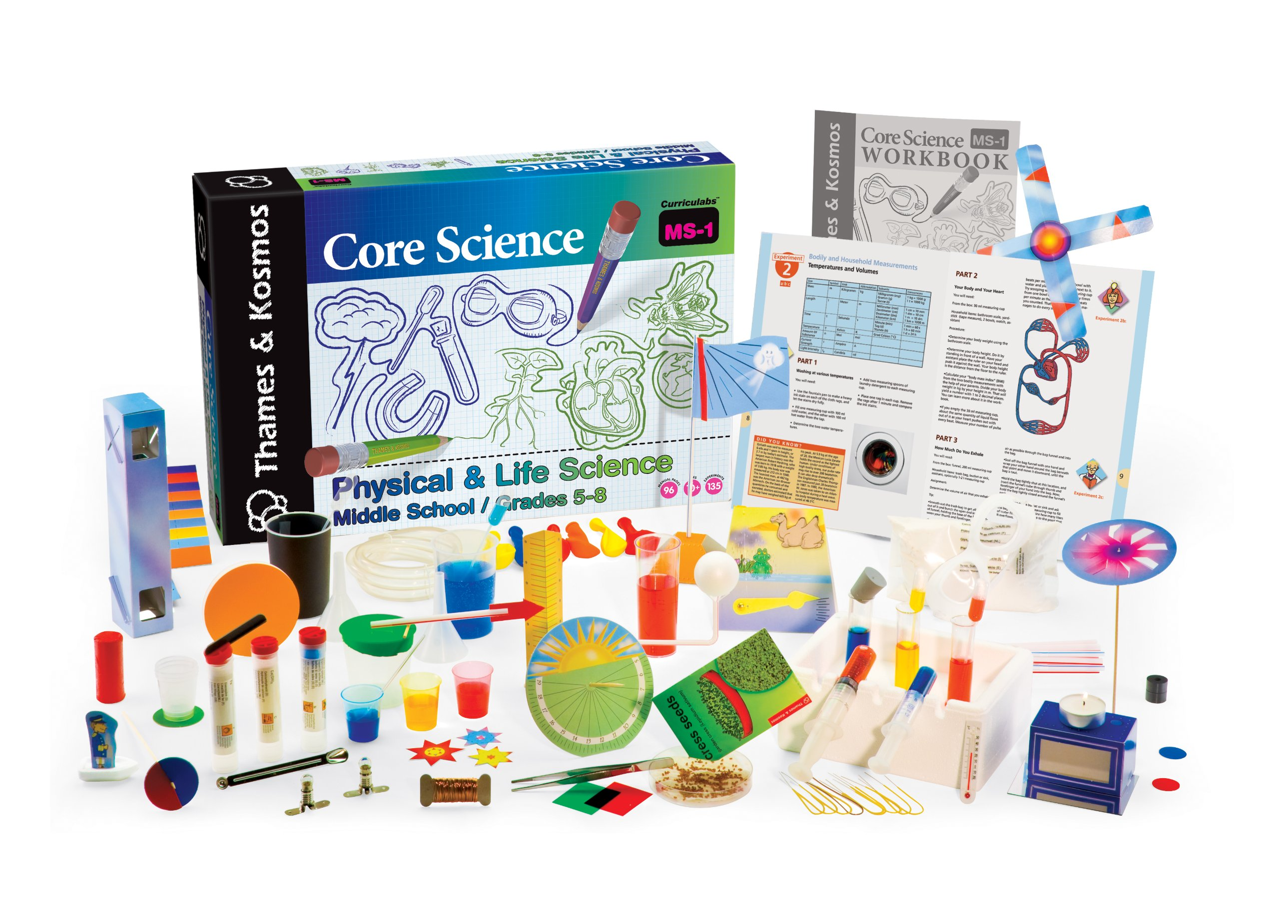 Fun and Fundamentals Core Science