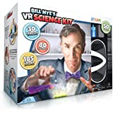 Abacus Brands Bill Nye's VR Science Kit - Virtual Reality Kids Science Kit, Book and Interactive STEM Learning Activity Set (