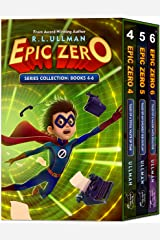 Epic Zero: Books 4-6 (Epic Zero Collection Book 2) Kindle Edition