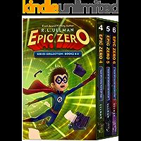 Epic Zero: Books 4-6 (Epic Zero Box Set Book 2)