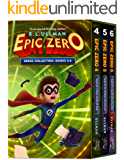 Epic Zero: Books 4-6 (Epic Zero Box Set Book 2)
