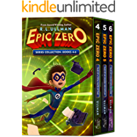 Epic Zero: Books 4-6 (Epic Zero Collection Book 2)