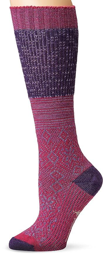 4L8R Smartwool Snowflake Flurry Sock Blue Steel Heather Low-Budget Best Quality