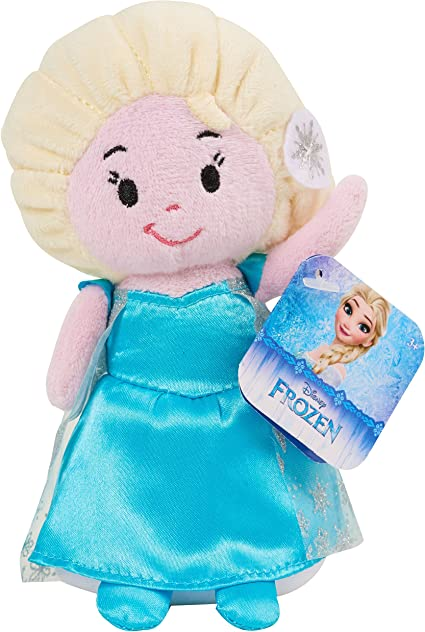 Disney Frozen Stylized Bean Plush