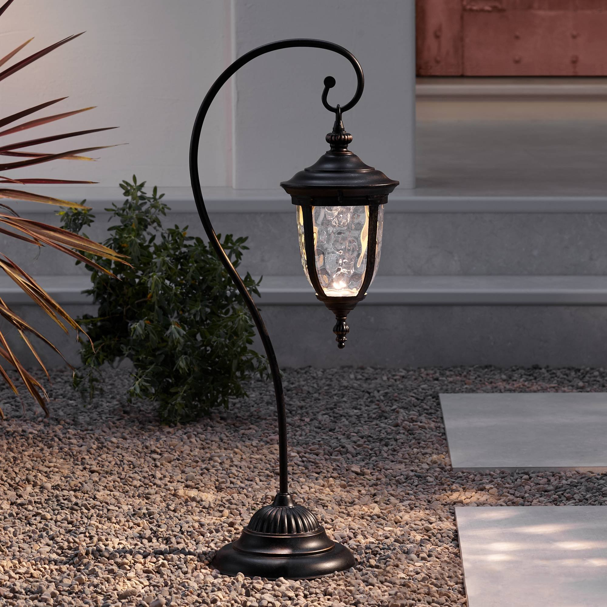 Bellagio Collection 32 1/2'' High LED Landscape Path Light - John Timberland