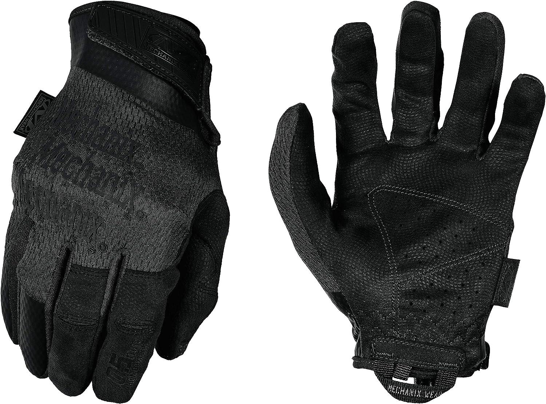Mechanix Wear MSD-55-011 Guantes, Negro, XL
