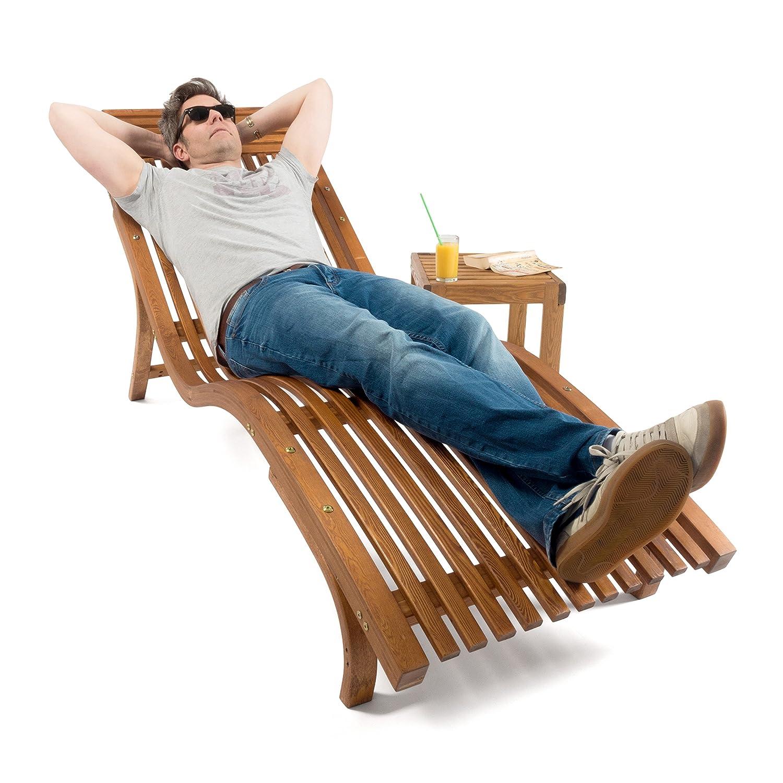 Ampel 24 Sonnenliege Cannes | Gartenliege ergonomisch geschwungen ...