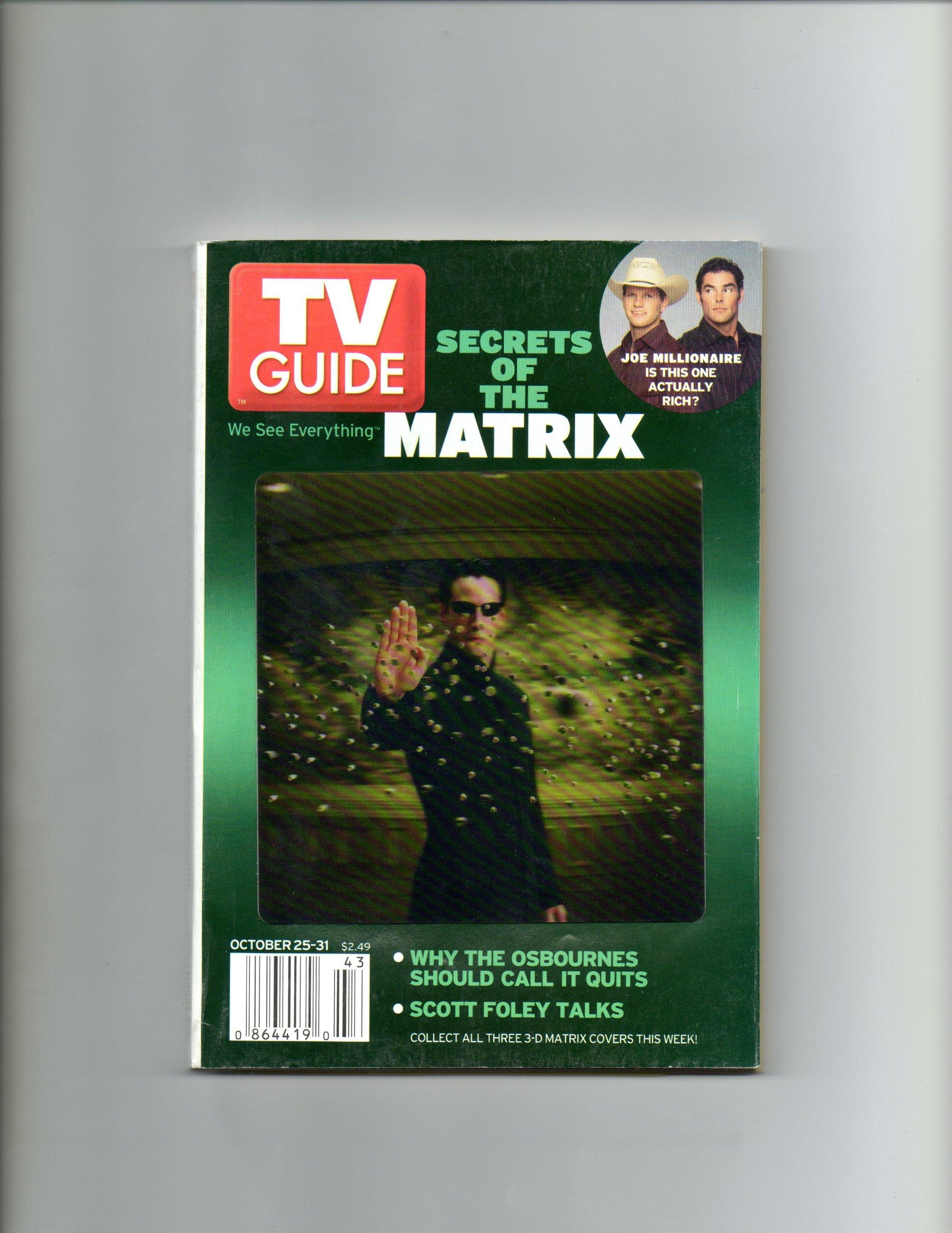 Download TV Guide March 1 2003 Peter Krause pdf epub