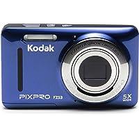 Kodak FZ53-BL Point and Shoot Digital Camera with 2.7' LCD, Blue