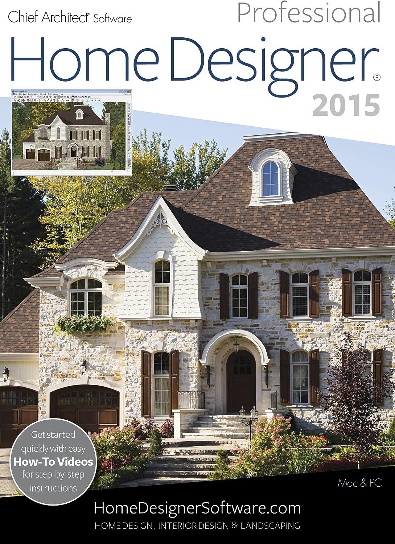 Amazon Com Home Designer Pro 2015 Download Software