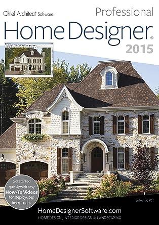 Amazon.com: Home Designer Pro 2015 [Download]: Software