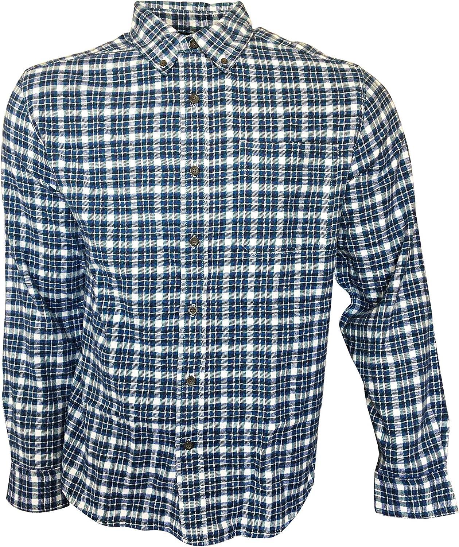 Woolrich Trucha Run - Camisa de franela para hombre