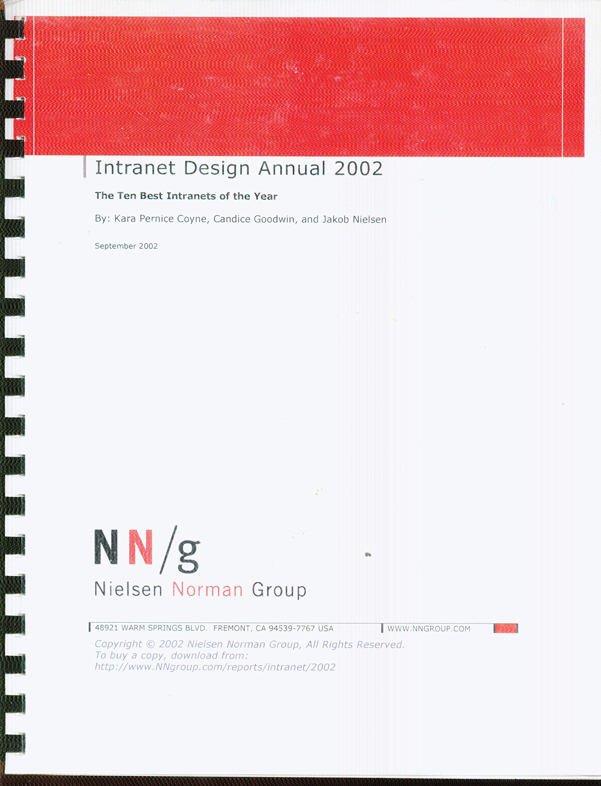 Intranet design annual: The ten best intranets of 2001