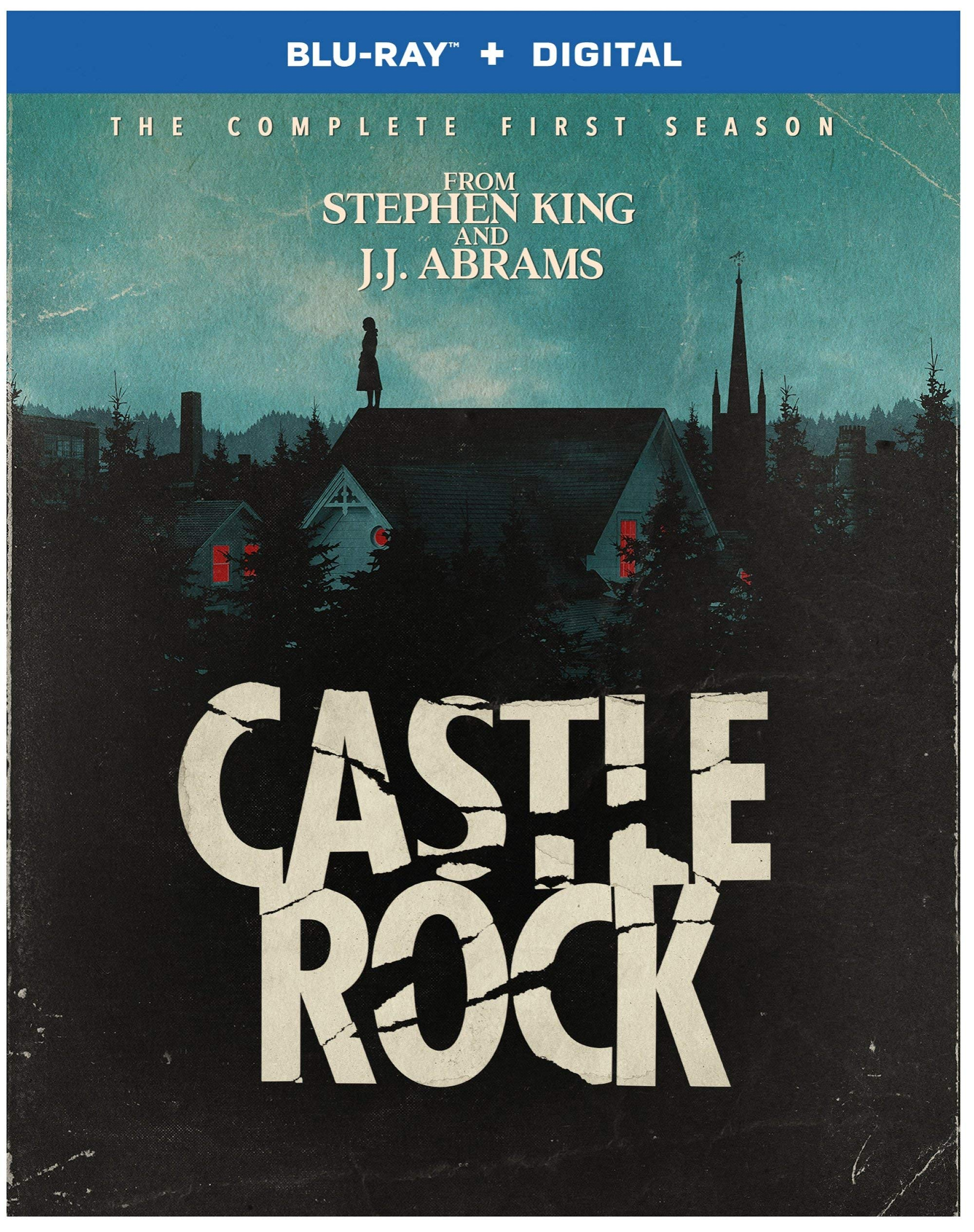 Blu-ray : Castle Rock: Complete First Season (2 Pack, Subtitled)