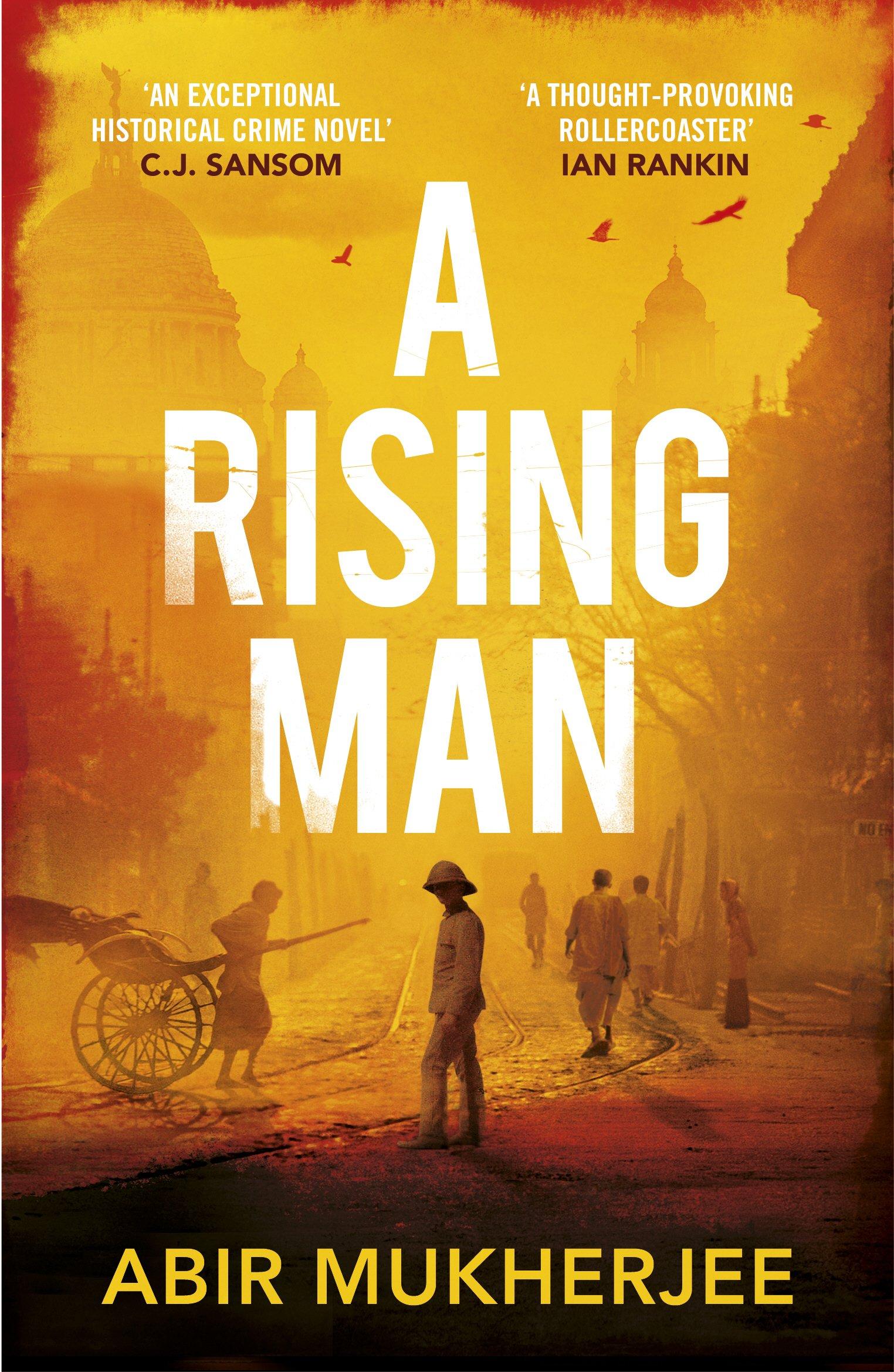 A Rising Man (Sam Wyndham, Band 1)