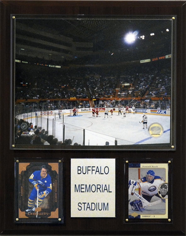 NHL Buffalo Memorial Auditorium Arena Plaque