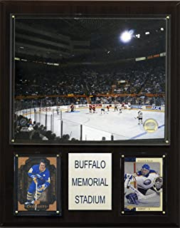 product image for NHL Buffalo Memorial Auditorium Arena Plaque