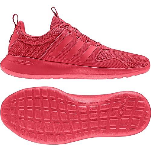 adidas Cloudfoam Lite Racer W, Zapatilla de Deporte Baja del Cuello para Mujer, Rojo Rojimp, 42 EU: Amazon.es: Zapatos y complementos