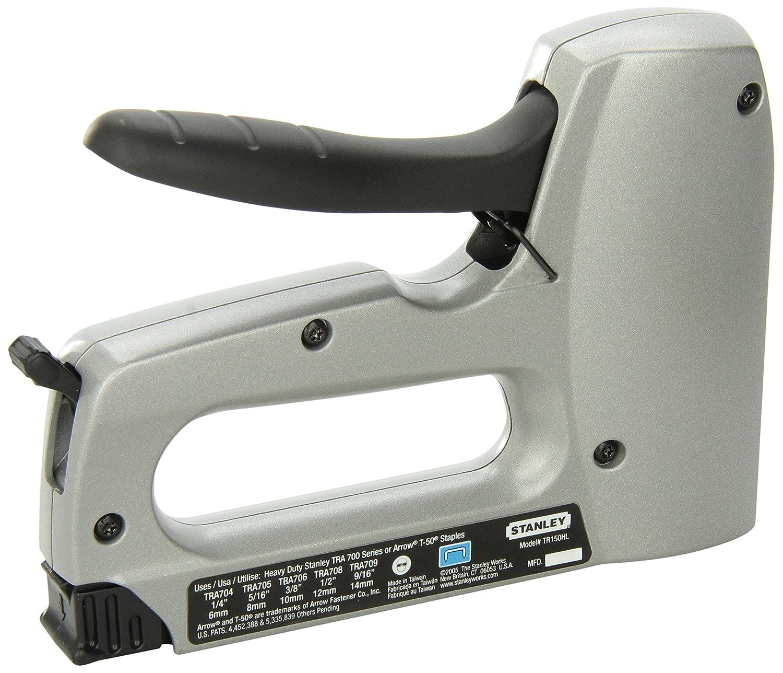 Stanley 0-TR150HL Grapadora de mano tareas pesadas