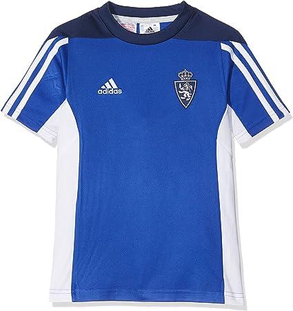 adidas MT 14 tee Y Camiseta Real Zaragoza FC, Niños: Amazon.es ...