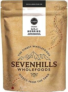Sevenhills Wholefoods Semilla De Cáñamo Peladas Crudas ...