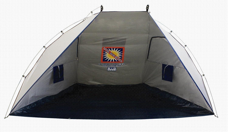Rio Beach UPF 50+ Portable Beach Tent & Sun Shelter Rio Brands BH201-88