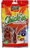 Riga Chick'os Filet de Poulet Souple pour Chien - Lot de 3