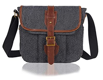 dab2ace6c Image Unavailable. Image not available for. Color: Vintage Messenger Traveling  Cross Body Bags ...