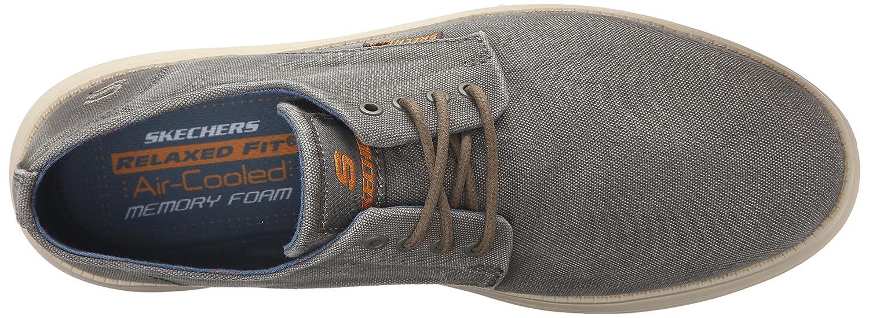 Skechers Men's Status Borges Low Top Sneakers