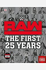 WWE RAW: The First 25 Years Hardcover