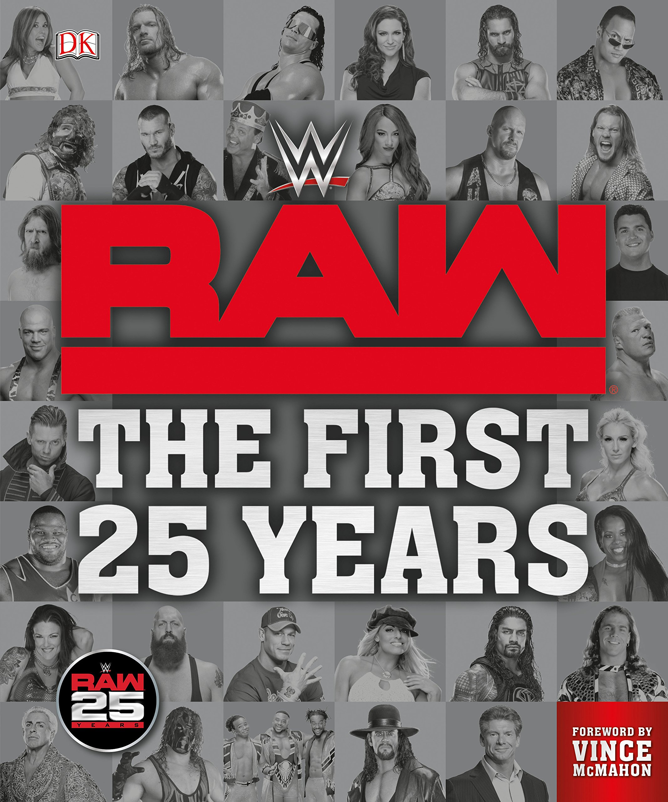 Wwe Raw The First 25 Years Dean Miller Jake Black