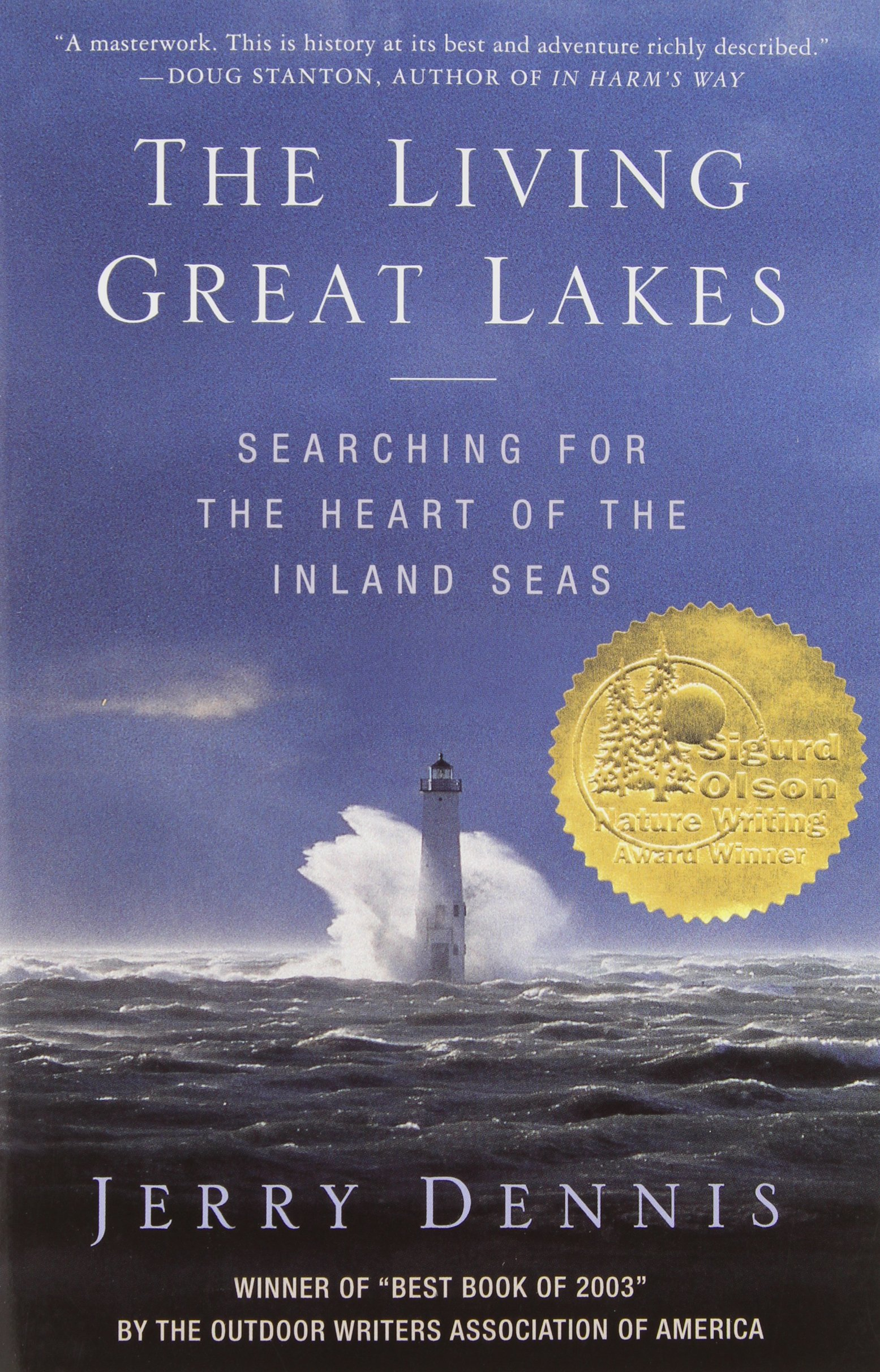 the living great lakes searching for the heart of the inland seas