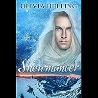 Snowmancer: A Dark Fantasy Romance (Godsbane Prince Book 1) (English Edition)