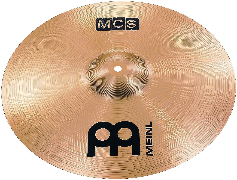 Meinl Cymbals MCS14MC MCS Serie 35, 6 cm (14 Zoll) Crash Becken