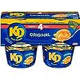 Kraft Dinner Snack Cups Original Macaroni & Cheese, 4 Pack